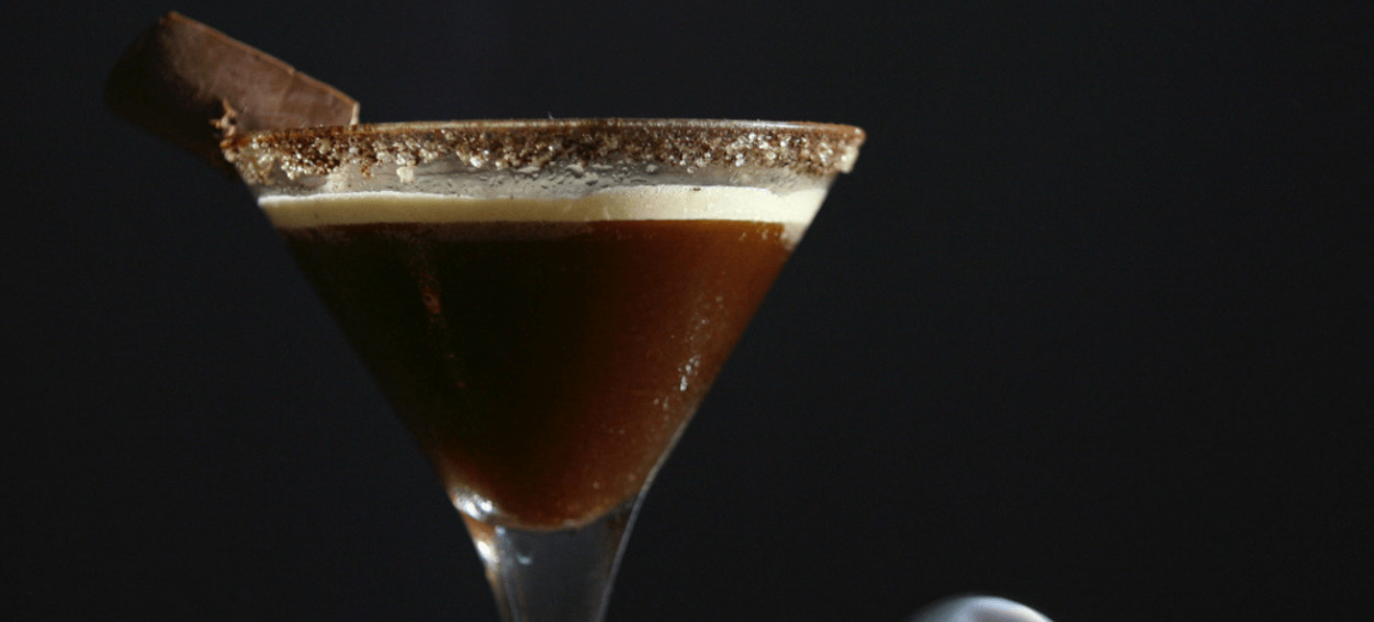 receta de Martini espresso