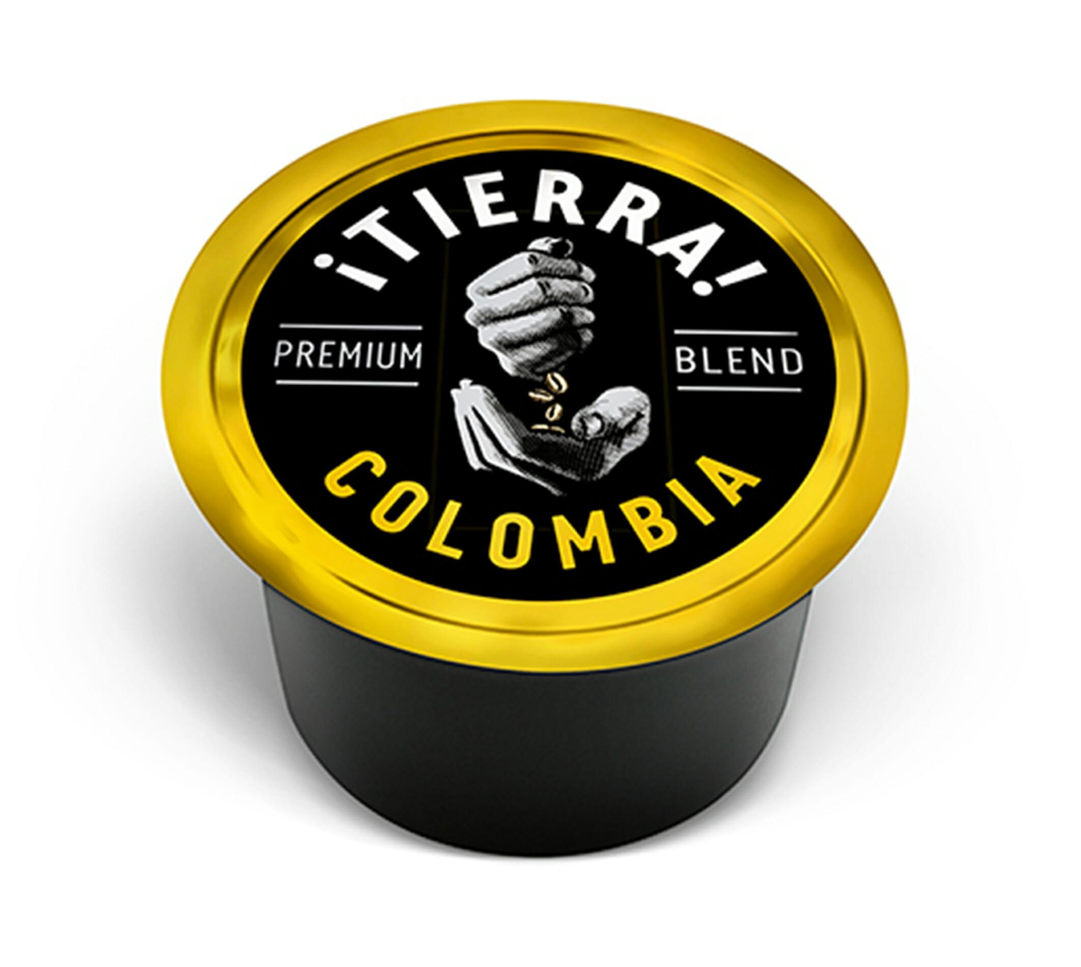 ¡TIERRA! COLOMBIA