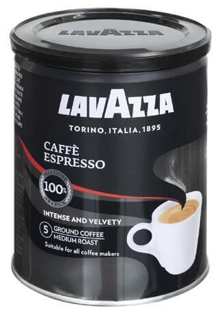 Lavazza Caffè Espresso  – Lata 250 gr