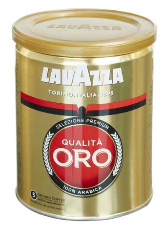 Lavazza Qualità Oro – Lata 250 gr