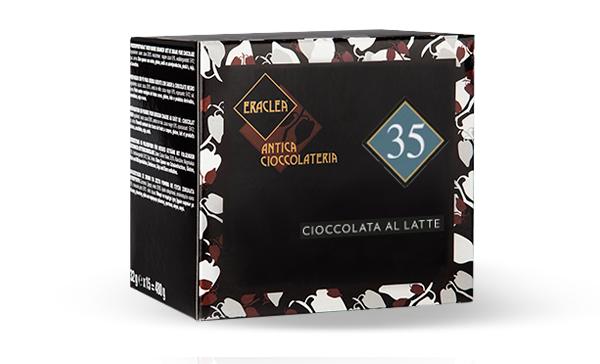 CHOCOLATE A LA TAZA CON LECHE