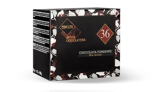 CHOCOLATE A LA TAZA FONDENTE
