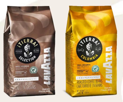 El café sostenible de Lavazza