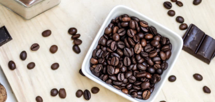 Receta mousse de café y chocolate paso a paso