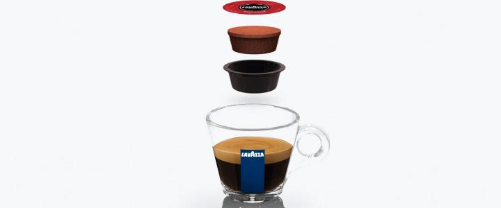 Tipos de cápsulas de café A Modo Mio Lavazza