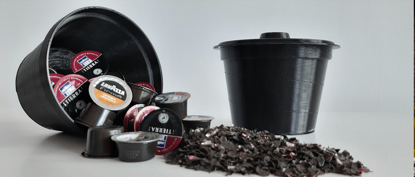 Reciclaje de cápsulas de Café - Kafea una realidad