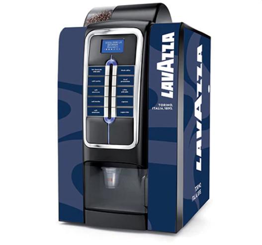 Máquinas automáticas de café Lavazza