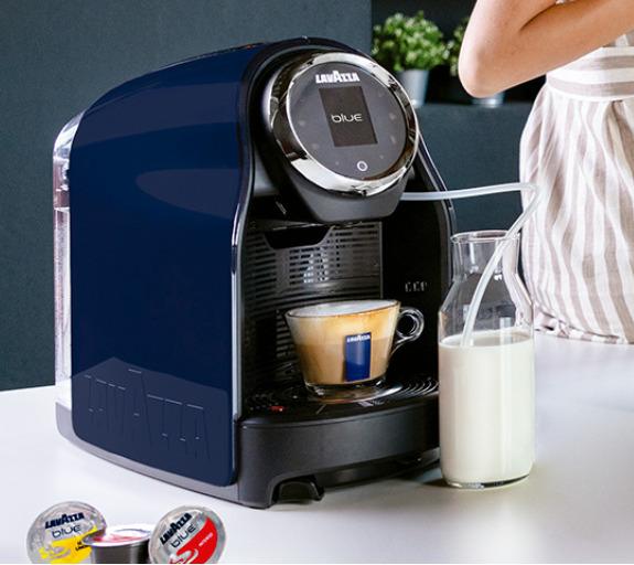Cafeteras modernas para casa