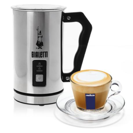 Espumador de leche eléctrico para café