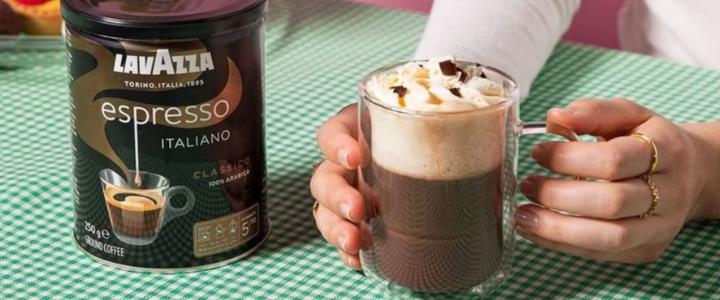 Receta de café con Cola Cao